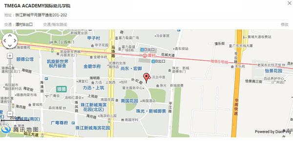 学校附近地图