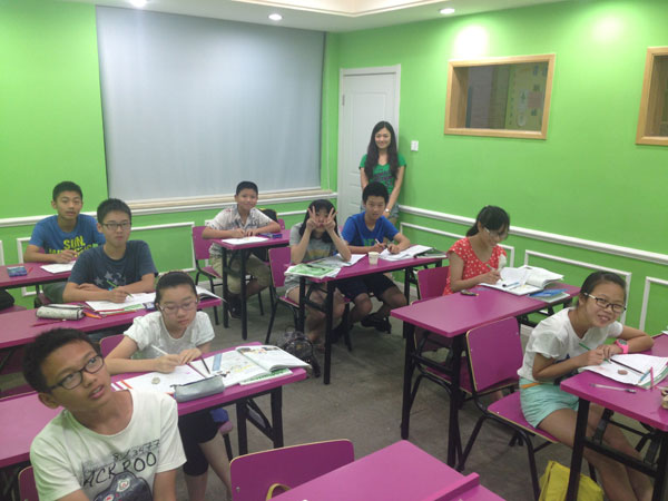 台州市睿达培训学校招聘一名英语外教