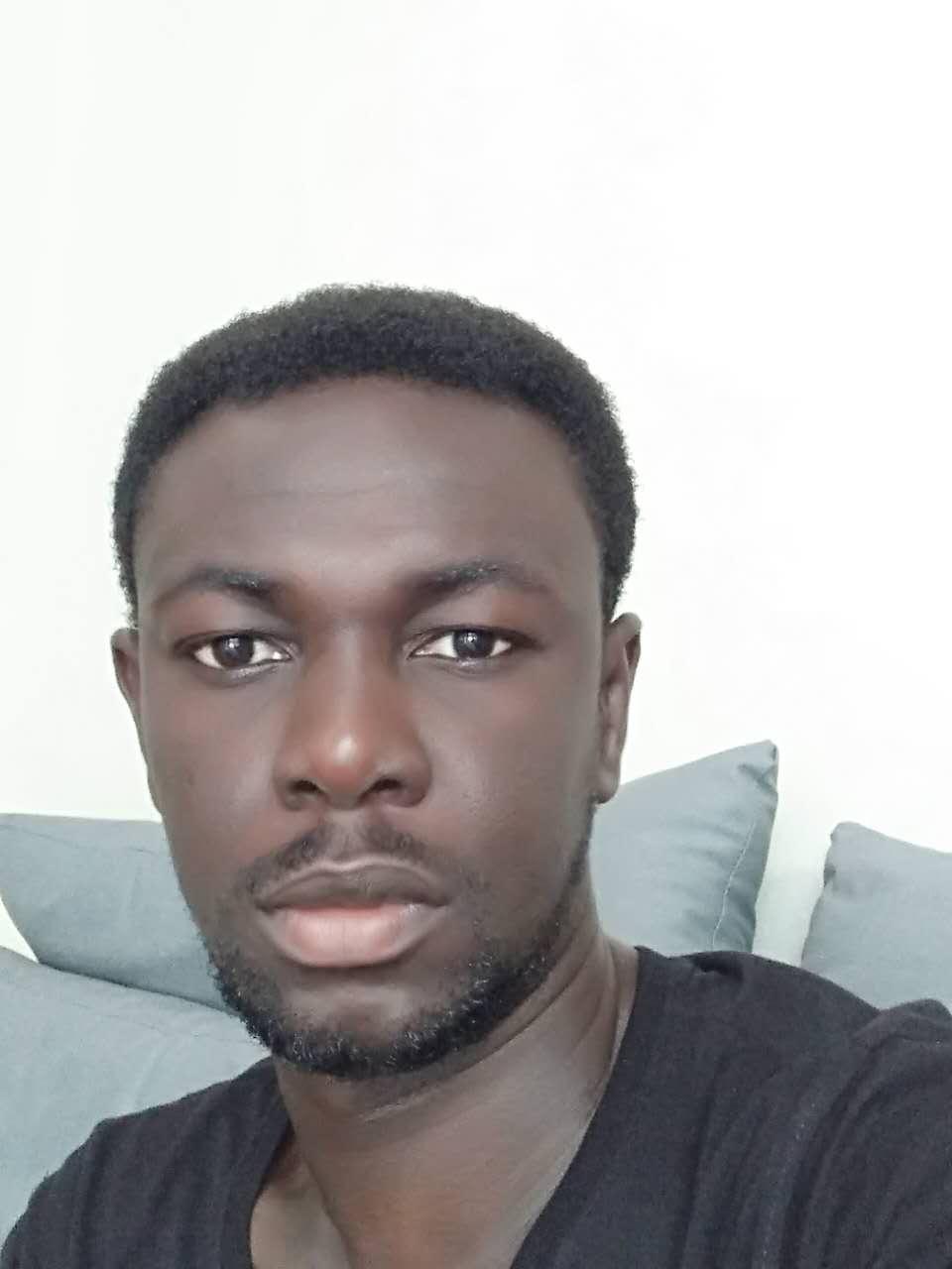 加纳本科外教的照片