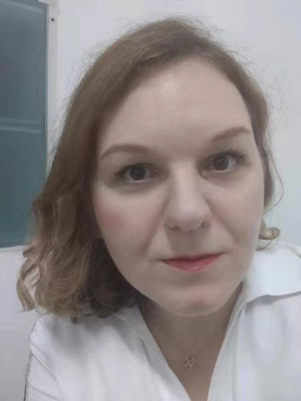 英国专科外教的照片