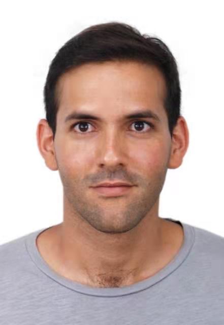 意大利博士外教的照片