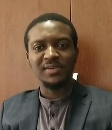 喀麦隆硕士外教的照片