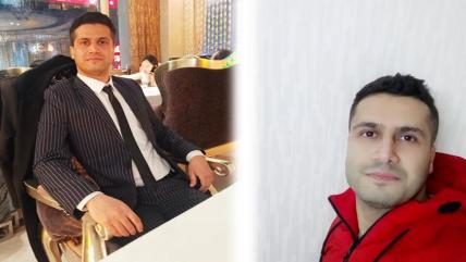 伊朗硕士外教的照片