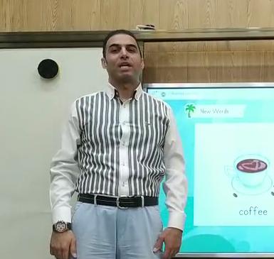 伊朗本科外教的照片