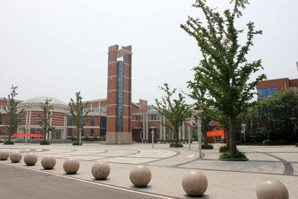 山东潍坊美加国际学校教学环境